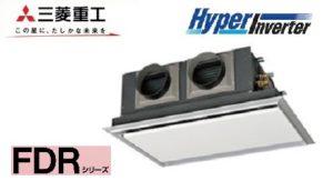 三菱重工 HyperInverterシリーズ 天埋カセテリア 1.5馬力 シングル 三相200V ワイヤード 標準省エネ サイレントパネル 業務用エアコン