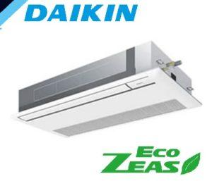 ダイキン EcoZEASシリーズ 天井カセット1方向 シングルフロー 3馬力 シングル 単相200V ワイヤード 標準省エネ 業務用エアコン