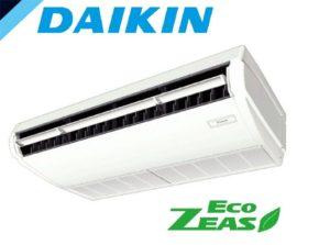 ダイキン EcoZEASシリーズ 天井吊形 2馬力 シングル 単相200V ワイヤレス 標準省エネ 業務用エアコン
