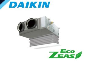 ダイキン EcoZEASシリーズ 天井埋込ビルトイン Hiタイプ 2馬力 シングル 三相200V ワイヤード 標準省エネ 業務用エアコン