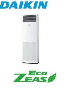 ダイキン EcoZEASシリーズ 床置形 2馬力 シングル 三相200V ワイヤード 標準省エネ 業務用エアコン