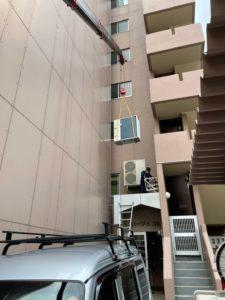 札幌市 空調機更新工事
