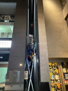 札幌市内 空調機更新工事